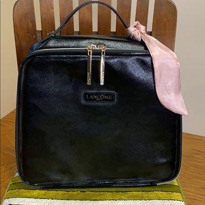 Lancôme Paris | Black Carry Travel Case